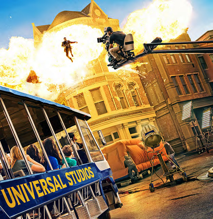 universal studios movies theme parks news and services