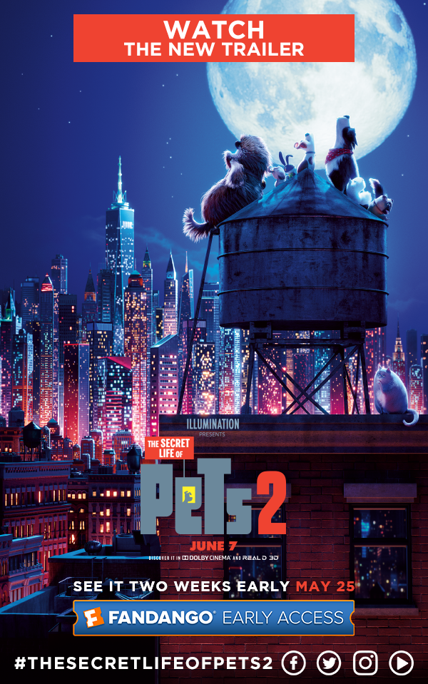 The Secret Life Of Pets 2 The Final Trailer Universal Studios Videos